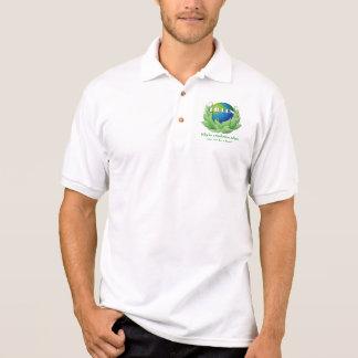 Camisas da feira profissional de BioUrn™ Polo