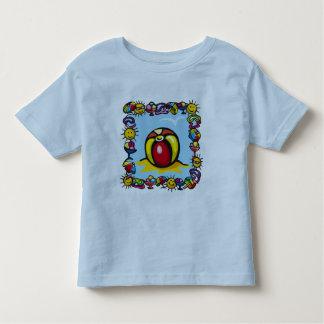 Camisas da praia T dos miúdos e presentes da praia Tshirt
