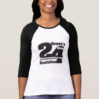 Camisas de Readathon da hora de Dewey 24