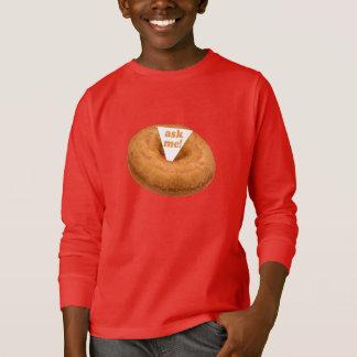 Camisas do humor da rosquinha - escolha o estilo &