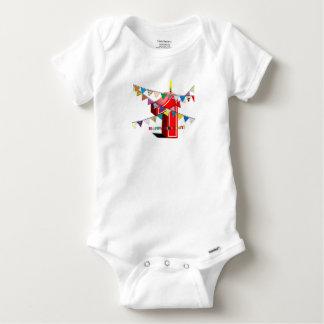 Camisas do primeiro aniversario T