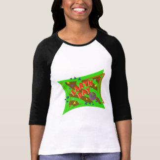 Camisas e presentes do Dia da Terra T Camisetas