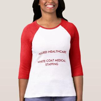 Camisas médicas do Prover de pessoal-Promocional T-shirts