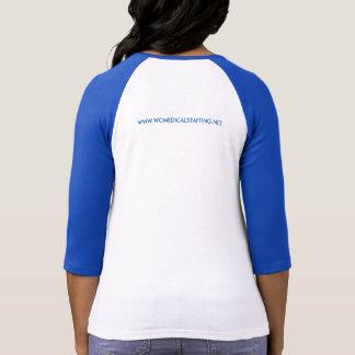 Camisas médicas do Prover de pessoal-Promocional Camiseta