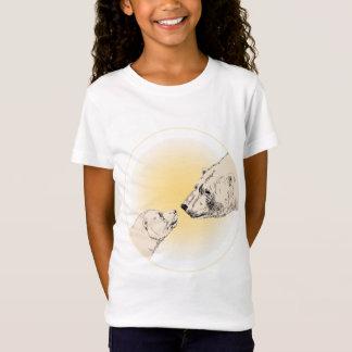 Camisas & presentes do urso do bebê da menina da