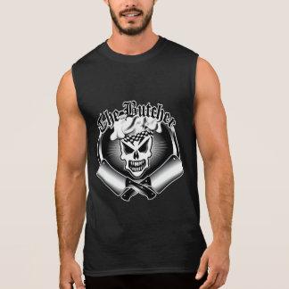 Camisas Sem Manga Crânio 2 do carniceiro
