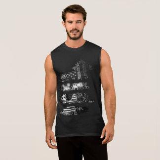 Camisas Sem Manga Estrela do rock