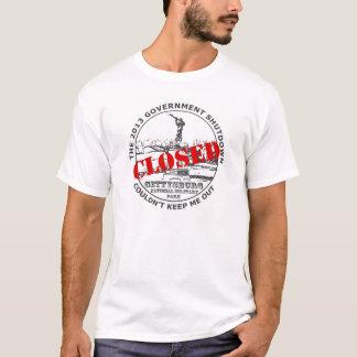 Camiseta 2013 férias da parada programada do governo -