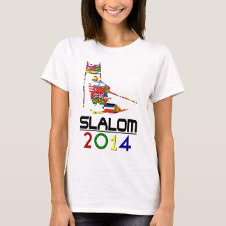 Camiseta 2014: Slalom