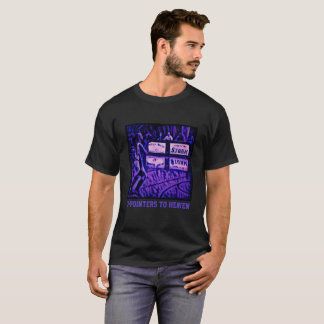 Camiseta 3 ponteiros ao céu
