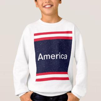 Camiseta 4o dos EUA do Dia da Independência