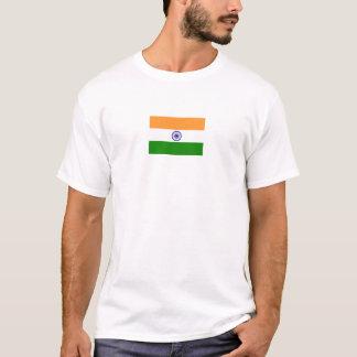 Camiseta A bandeira de India