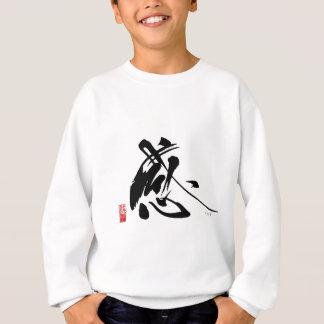 Camiseta A caligrafia japonesa de Chiyo