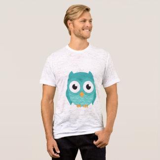 Camiseta A coruja inteligente