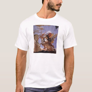 Camiseta A força da eloquência, do Bellerophon e do Pegasus