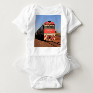 Camiseta A locomotiva do trem de Ghan, Darwin