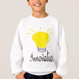 Camiseta a luz da inovação