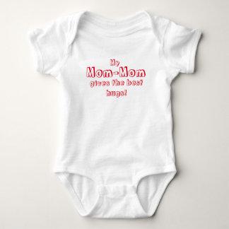 Camiseta A Mamã-Mamã dá os melhores abraços!