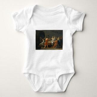 Camiseta A morte de Socrates
