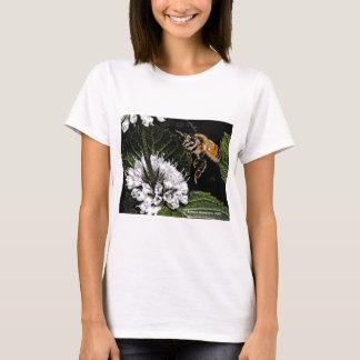 Camiseta abelha a