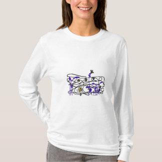 Camiseta Abelhas & lavanda