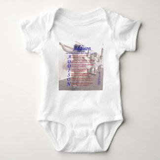 Camiseta Acrostic de Addison