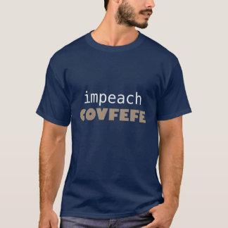 Camiseta Acuse o covfefe