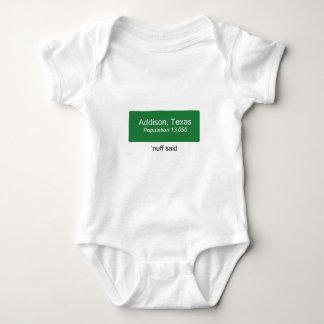 Camiseta Addison 'Nuff disse