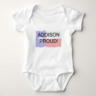 Camiseta Addison orgulhoso