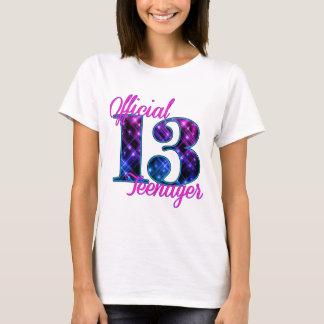 Camiseta Adolescente oficial