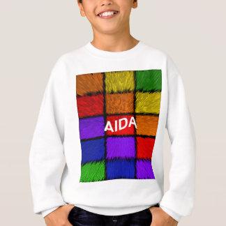 Camiseta AIDA (nomes fêmeas)