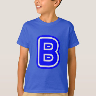 Camiseta Alfabeto ALPHAB BBB