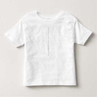 Camiseta Alfabeto hebreu