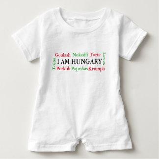Camiseta Alimentos húngaros