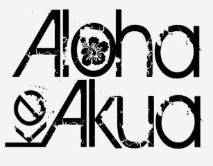 Camiseta Aloha KE Akua - o deus é amor da164d54c7c