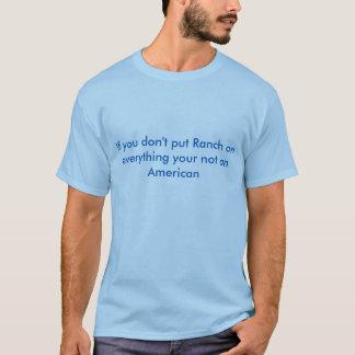 Camiseta Amantes do rancho
