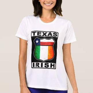 Camiseta Americano irlandês de Texas