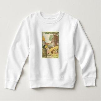 Camiseta Animais de fazenda do livro da história