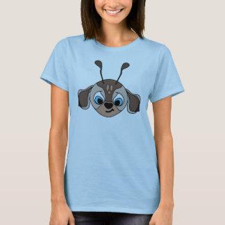 Camiseta Animais de lua