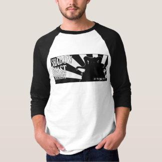 Camiseta Animal da sombra - deixe o animal para fora