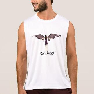 Camiseta anjo escuro