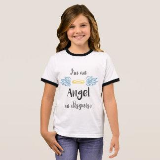 Camiseta Anjo no disfarce