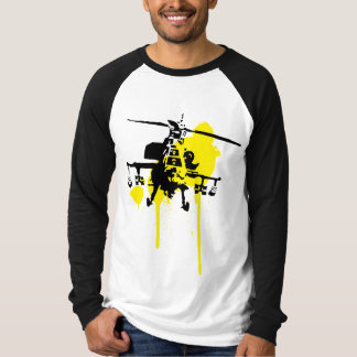 Camiseta Apache (escuro)