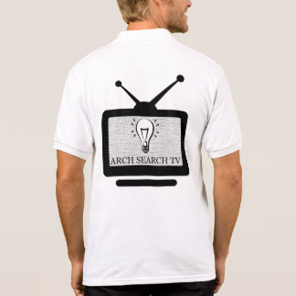 Camiseta Arch Search Tv