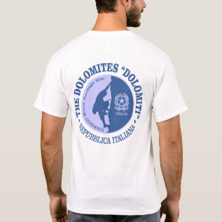 Camiseta As dolomites (escalar)
