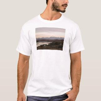 Camiseta As montanhas de Cuillin na ilha de Skye em