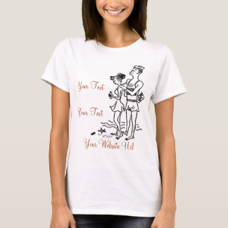 Camiseta Atração da praia