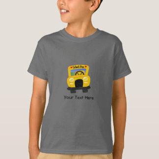 Camiseta Auto escolar 2 (customizável)