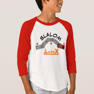 Camiseta AUTOX-Vermelho