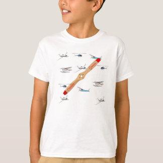 Camiseta Aviação personalizada
